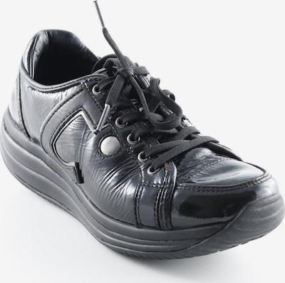 Joya Sneakers & Trainers in 38,5 in Black / Silver, Item view