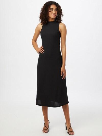 ICHI Kleid in schwarz, Modelansicht