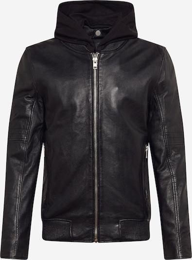 Gipsy Jacke 'Nate' in schwarz, Produktansicht