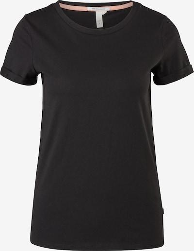 Q/S designed by Jerseyshirt in schwarz, Produktansicht
