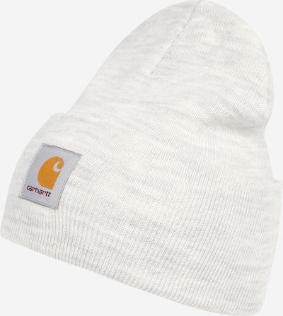 Carhartt WIP Cepure, krāsa - balts, Preces skats