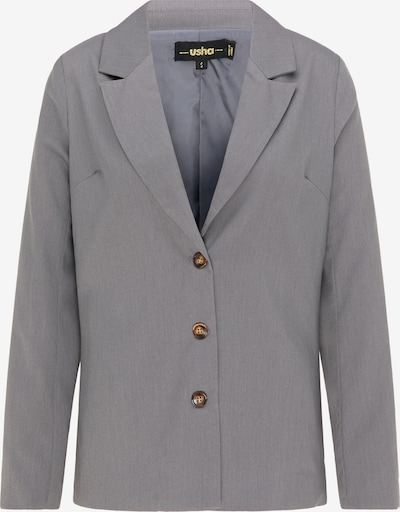 usha BLACK LABEL Blazers in de kleur Grijs, Productweergave