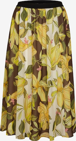 COMMA Skirt in Yellow