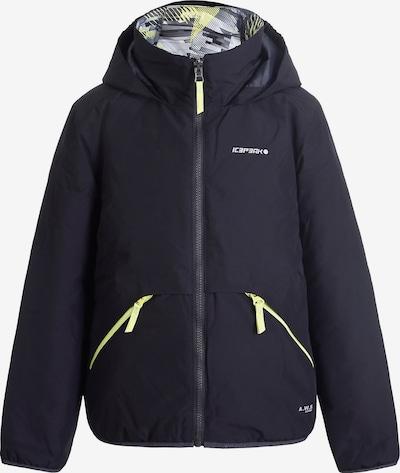 ICEPEAK Winterjacke KAHUKU für Jungen in dunkelblau, Produktansicht