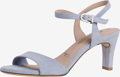 TAMARIS Sandalen met riem in de kleur Lichtblauw, Productweergave