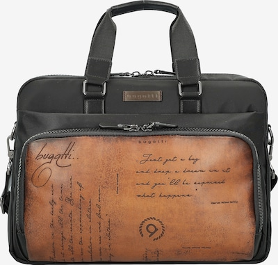 bugatti Tasche in braun / schwarz, Produktansicht