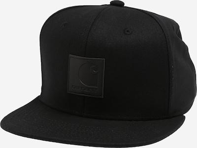Carhartt WIP Casquette en noir, Vue avec produit