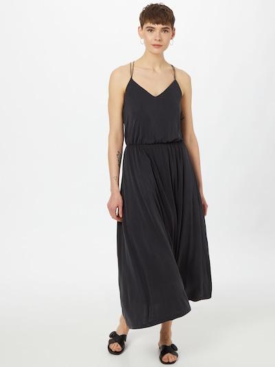 Kauf Dich Glücklich Robe en noir: Vue de face