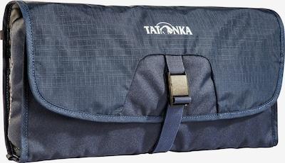 TATONKA Kulturtasche 'Travelcare' in navy / weiß, Produktansicht