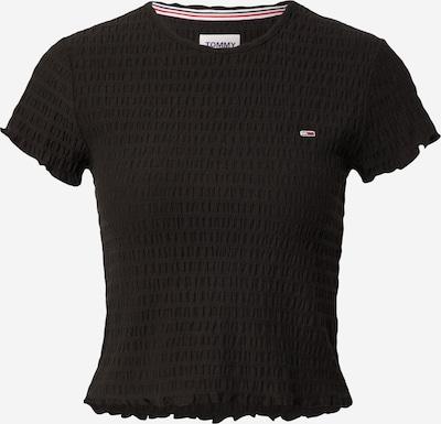 fekete Tommy Jeans Póló, Termék nézet
