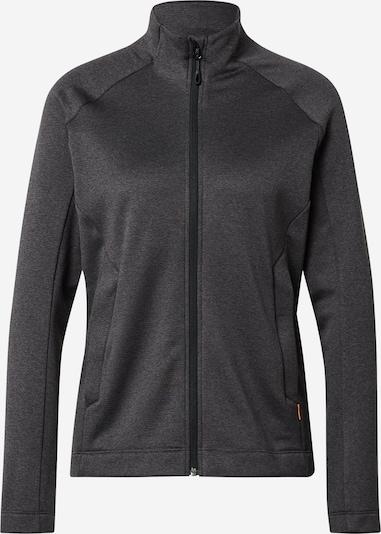 MAMMUT Sportief sweatvest 'Nair' in de kleur Zwart, Productweergave