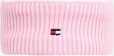 Megzta kepurė iš TOMMY HILFIGER , spalva - rožių spalva, Prekių apžvalga