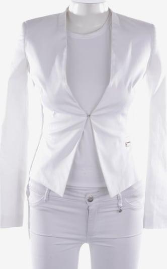 Philipp Plein Blazer in S in weiß, Produktansicht