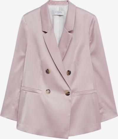 VIOLETA by Mango Blazer 'FRUFRU' in pink, Produktansicht
