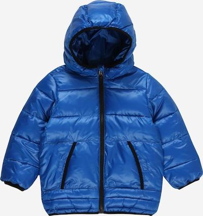 UNITED COLORS OF BENETTON Veste d'hiver en bleu / noir, Vue avec produit