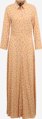 Y.A.S Tall Sukienka koszulowa 'LUNALA' w kolorze pomarańczowy