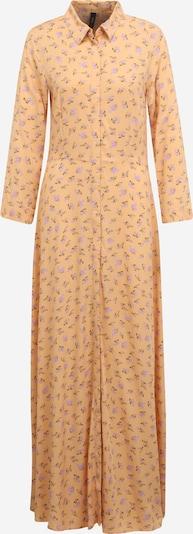 Rochie tip bluză 'LUNALA' Y.A.S Tall pe verde / mov liliachiu / portocaliu deschis / roșu rodie, Vizualizare produs