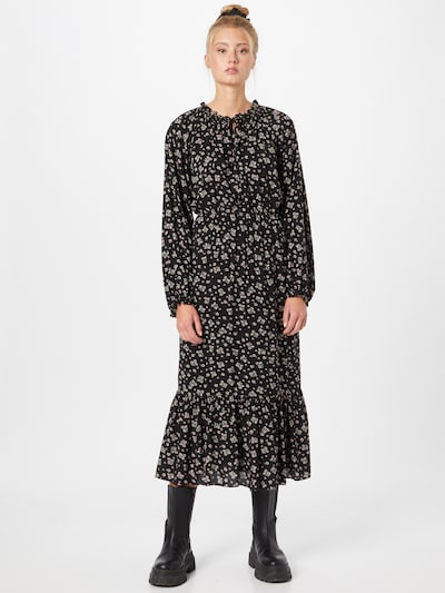 Line of Oslo Šaty 'Minken' - svetlozelená / ružová / čierna / biela, Model/-ka