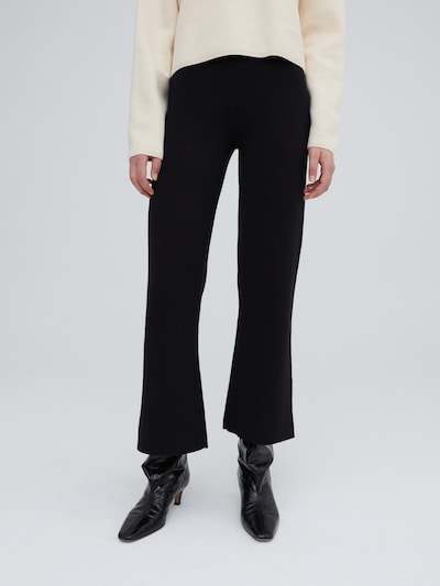 EDITED Pants 'Genevieve' in Black, View model