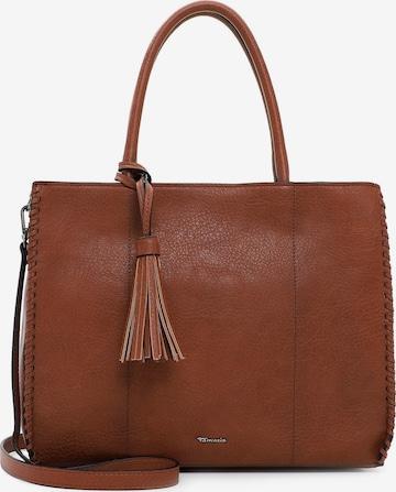 TAMARIS Shopper ' Danuta ' in Braun