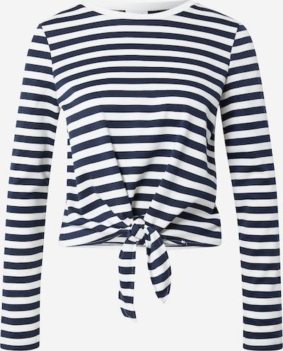 Tricou 'TINNY' VILA pe bleumarin / alb, Vizualizare produs