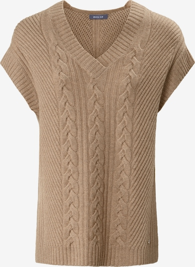 Basler Pullover in creme, Produktansicht