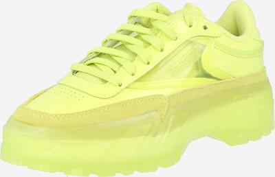 Sneaker low 'CLUB C CARDI' Reebok Classic pe galben neon, Vizualizare produs