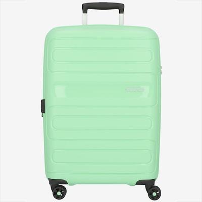 American Tourister Trolley 'Sunside' in pastellgrün, Produktansicht