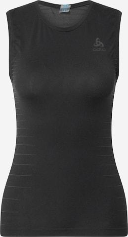 ODLO - Top deportivo en negro