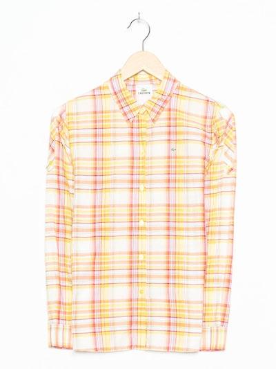LACOSTE Bluse in M-L in mischfarben, Produktansicht