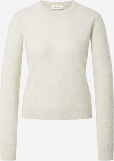 AMERICAN VINTAGE Pullover 'NUASKY' in weiß, Produktansicht