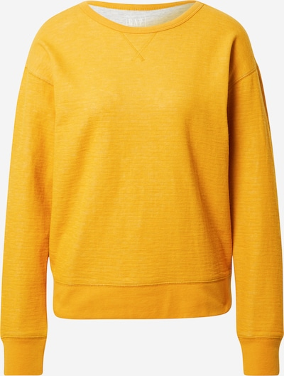 GAP Sweatshirt in goldgelb, Produktansicht