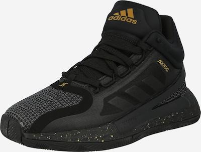 Sportiniai batai 'Rose' iš ADIDAS PERFORMANCE, spalva – geltona / juoda, Prekių apžvalga
