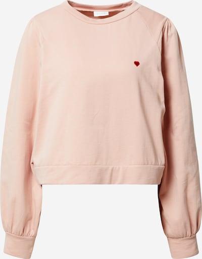 VILA Sweatshirt 'ADDY' in de kleur Rosa, Productweergave