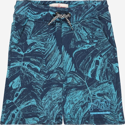 VINGINO Pantalón 'Rahoz' en turquesa / azul oscuro, Vista del producto