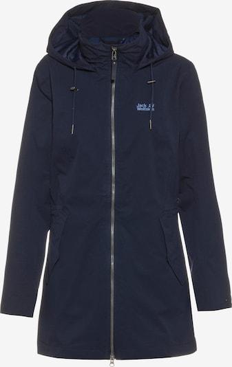 JACK WOLFSKIN Zunanja jakna 'Dakar' | mornarska barva, Prikaz izdelka