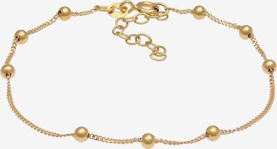 ELLI Armband Kugel in gold, Produktansicht
