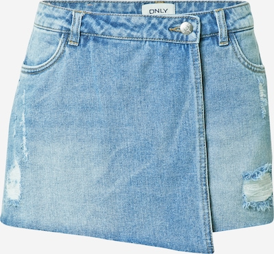 ONLY ONLTexas Life Reg Jeansshorts in hellblau, Produktansicht