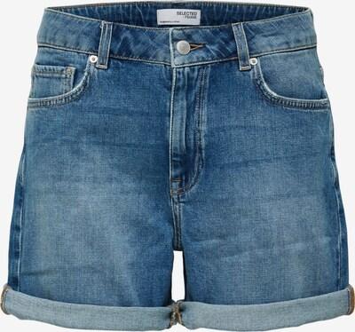 SELECTED FEMME Shorts 'Silla' in blue denim, Produktansicht