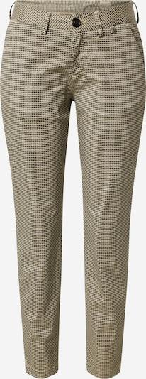 Herrlicher Pantalon 'Lovely Gabardine' en beige / marron, Vue avec produit