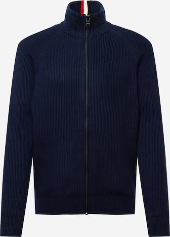 Tommy Hilfiger Tailored Kampsun, värv sinine