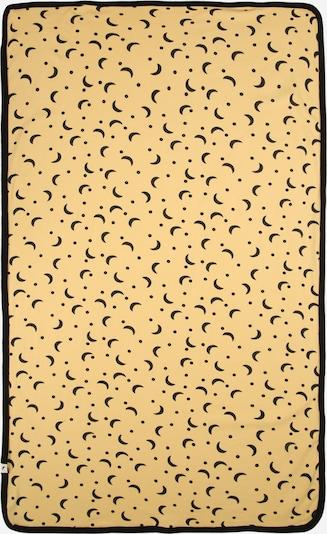 Turtledove London Bērnu sedziņa, krāsa - gaiši dzeltens / melns, Preces skats