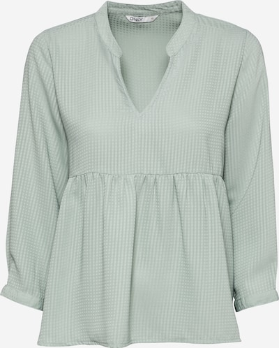 ONLY Bluse in jade: Frontalansicht