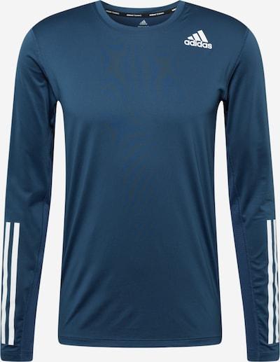 ADIDAS PERFORMANCE Camiseta funcional en marino / blanco, Vista del producto