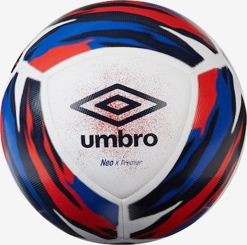 UMBRO Ball in Weiß