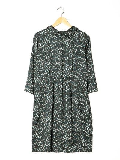 Benetton Dress in L-XL in Fir, Item view
