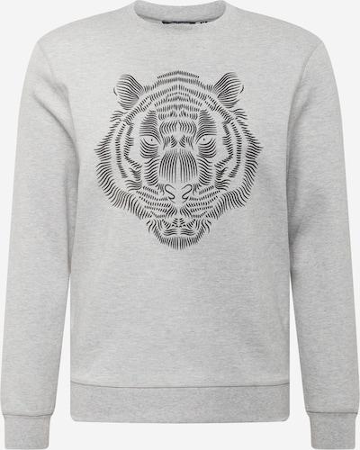 ANTONY MORATO Sweatshirt in mottled grey / Black, Item view