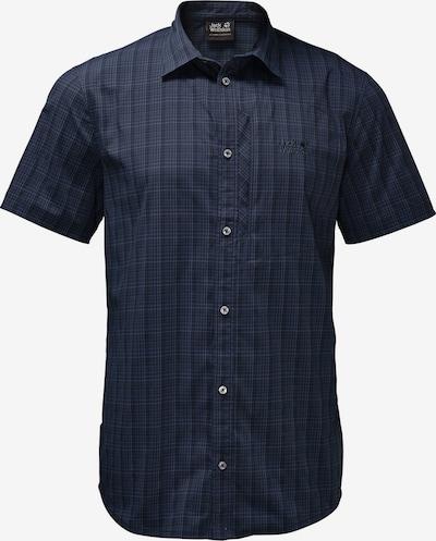JACK WOLFSKIN Functioneel overhemd in de kleur Marine / Nachtblauw, Productweergave
