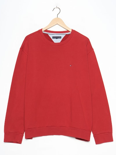 TOMMY HILFIGER Pullover in L in rot, Produktansicht