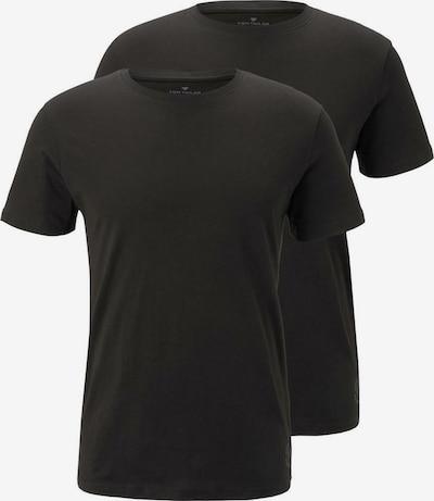 TOM TAILOR Tričko - černá, Produkt